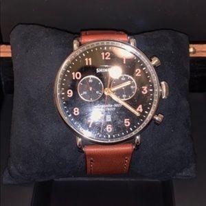 Shinola The Canfield chrono 43mm watch